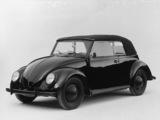Volkswagen Käfer Cabriolet Prototype 1938 wallpapers