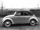 Volkswagen Käfer Cabriolet Landau Prototype 1946 images