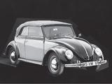 Volkswagen Käfer Karmann Cabriolet (Typ 15) 1949–53 images