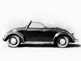 Volkswagen Käfer Hebmüller Cabriolet (Typ 14) 1949–53 wallpapers