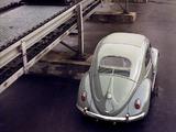 Volkswagen Käfer 1953–57 pictures