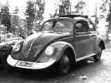 Kamei Volkswagen Käfer 1953 wallpapers