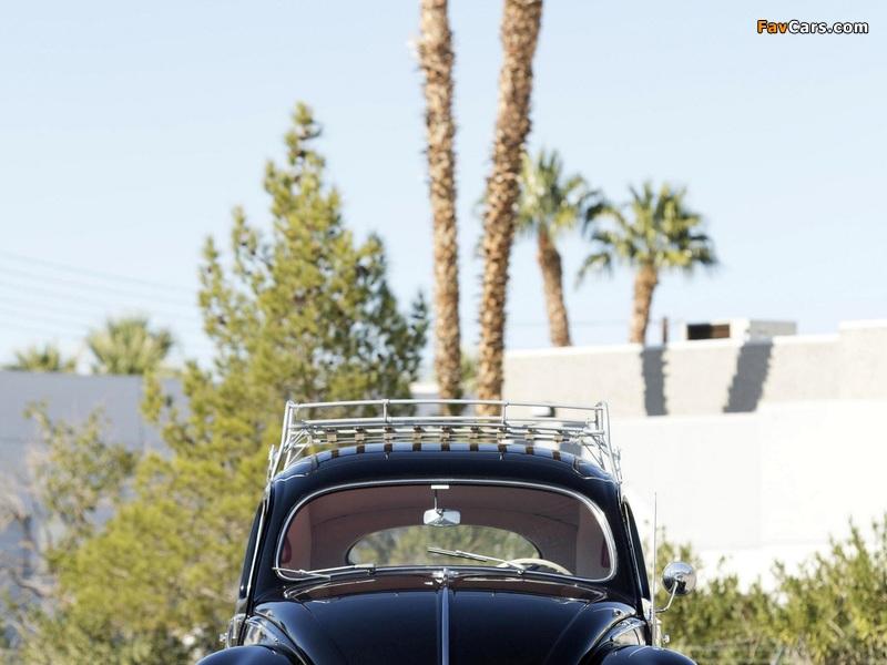 Volkswagen Beetle North America 1954 images (800 x 600)