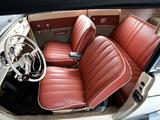 Volkswagen Beetle Convertible US-spec 1959 wallpapers