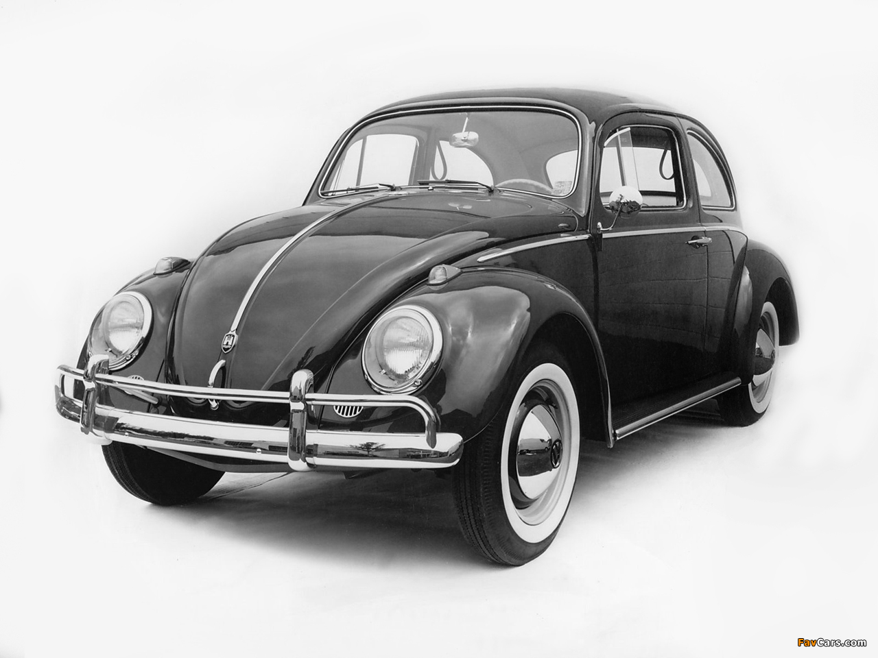 Volkswagen Beetle 1962–68 pictures (1280 x 960)