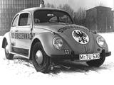 Volkswagen Käfer Strassenwacht 1963 photos
