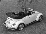 Volkswagen Beetle Convertible 1968–72 images