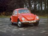 Volkswagen Beetle UK-spec 1970 photos