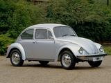 Volkswagen Beetle UK-spec 1970 pictures