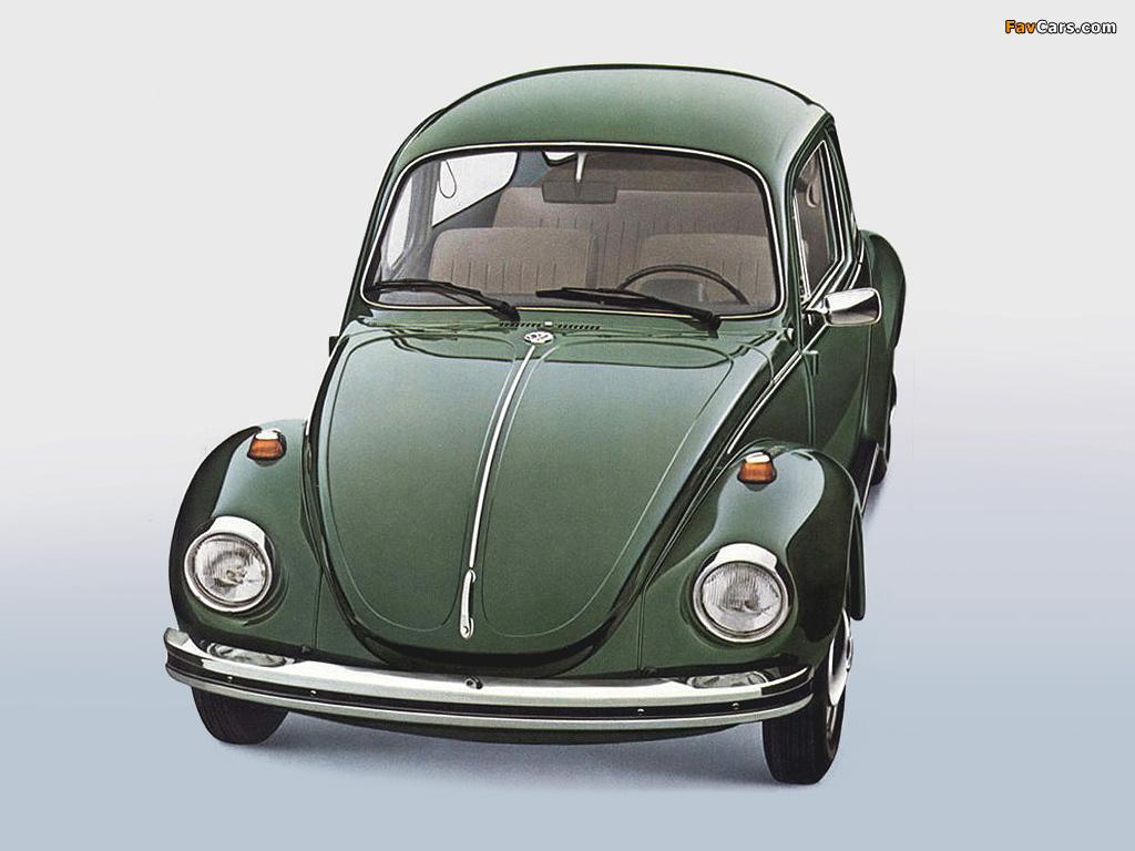 Volkswagen Käfer 1972 images (1024 x 768)