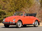 Volkswagen Beetle Convertible 1972 pictures