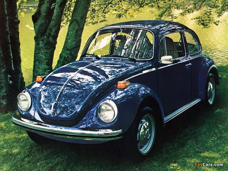 Volkswagen Käfer 1972 wallpapers (800 x 600)