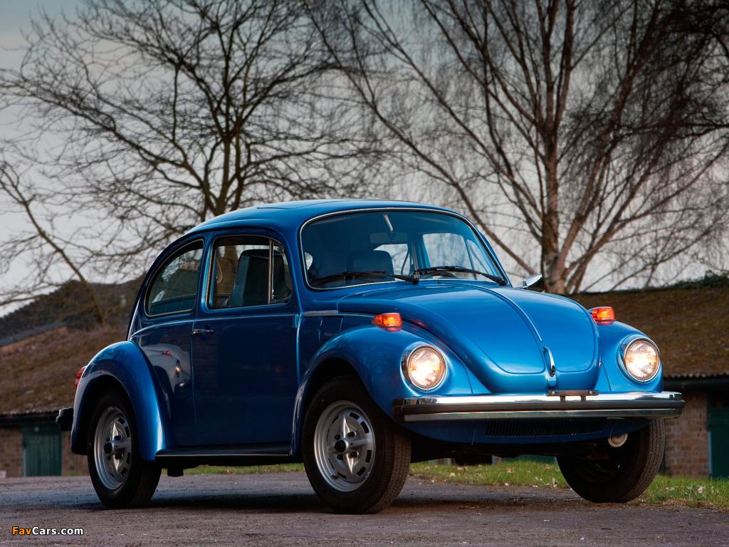 Volkswagen Beetle La Grande Bug 1975 pictures (1024 x 768)