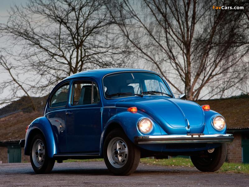 Volkswagen Beetle La Grande Bug 1975 pictures (800 x 600)
