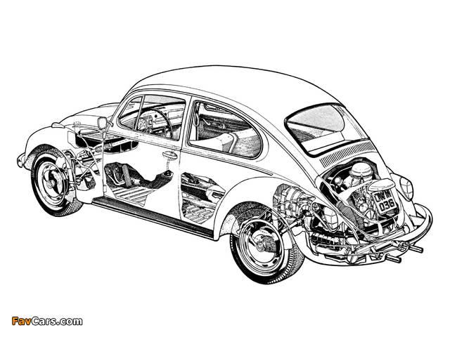 Volkswagen Beetle 1976 photos (640 x 480)