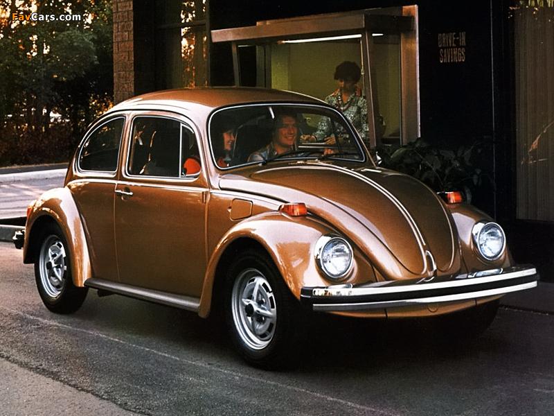 Volkswagen Beetle 1976 pictures (800 x 600)