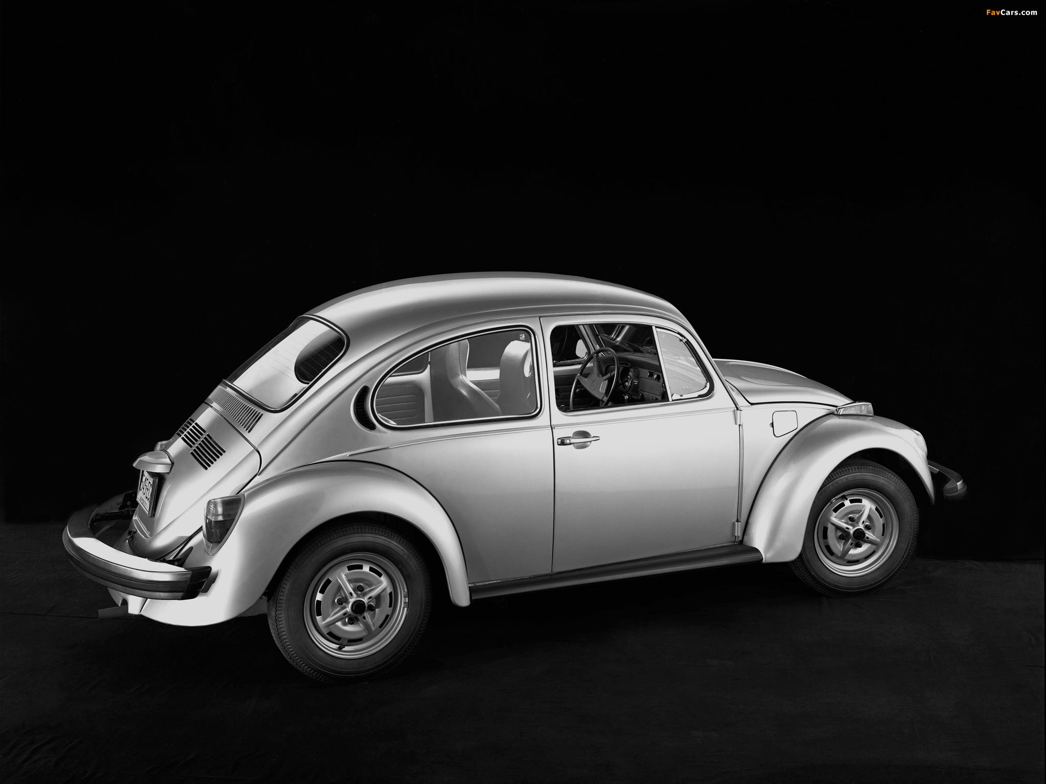 Volkswagen Beetle 1976 pictures (2048 x 1536)
