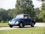 Volkswagen Beetle North America 1977 images