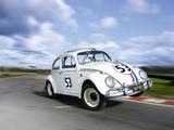 Volkswagen Beetle Herbie 1980 pictures