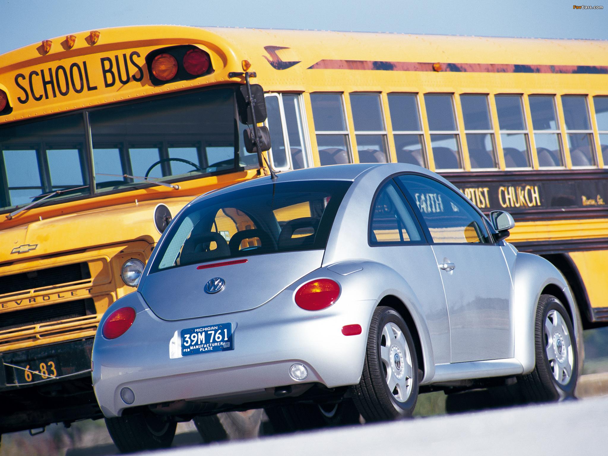 Volkswagen New Beetle US-spec 1998–2005 images (2048 x 1536)