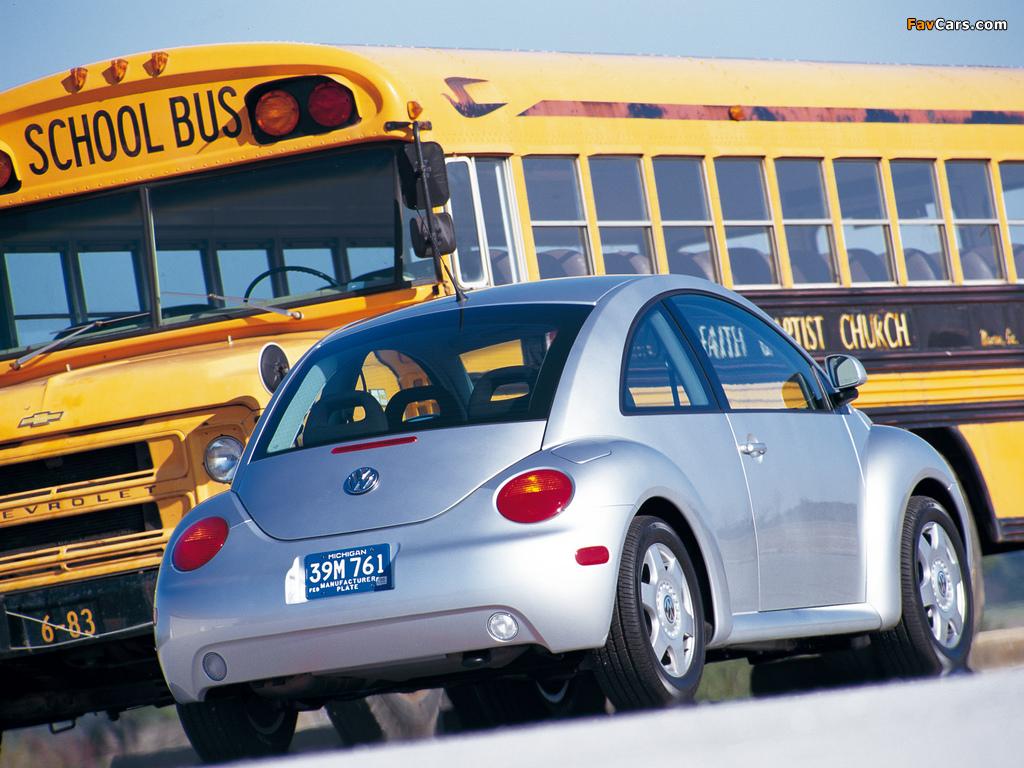 Volkswagen New Beetle US-spec 1998–2005 images (1024 x 768)