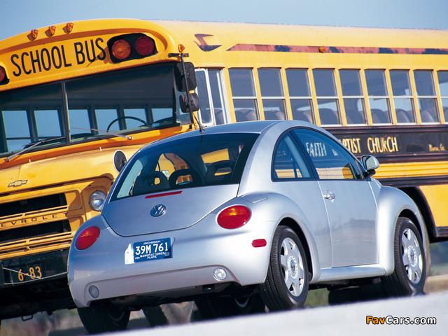 Volkswagen New Beetle US-spec 1998–2005 images (640 x 480)
