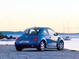 Volkswagen New Beetle 1998–2005 images