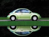 Volkswagen New Beetle 1998–2005 photos