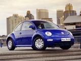 Volkswagen New Beetle AU-spec 1998–2005 photos
