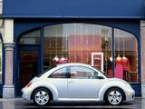 Volkswagen New Beetle UK-spec 1998–2005 pictures