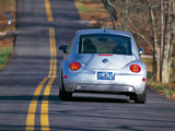 Volkswagen New Beetle US-spec 1998–2005 pictures