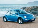 Volkswagen New Beetle 1998–2005 pictures