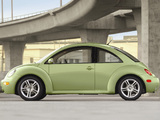 Volkswagen New Beetle US-spec 1998–2005 wallpapers