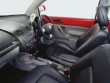 Volkswagen New Beetle AU-spec 1998–2005 wallpapers