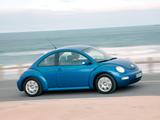 Volkswagen New Beetle 1998–2005 wallpapers