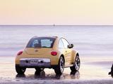 Volkswagen New Beetle Dune Concept 2000 images