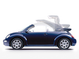 Volkswagen New Beetle Cabrio 2000–05 photos