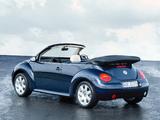 Volkswagen New Beetle Cabrio 2000–05 pictures