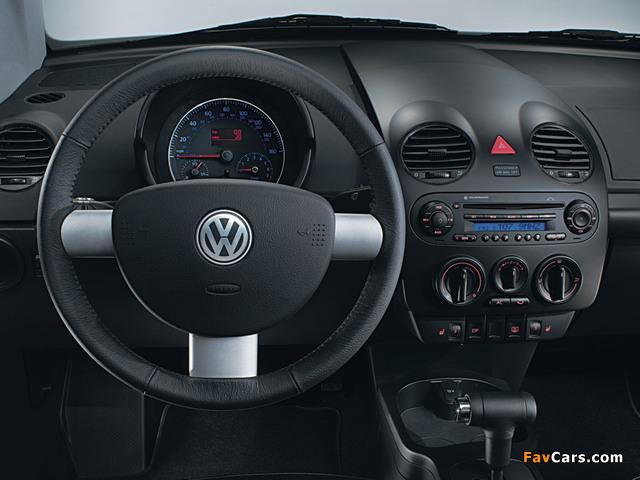 Volkswagen New Beetle Cabrio 2000–05 wallpapers (640 x 480)