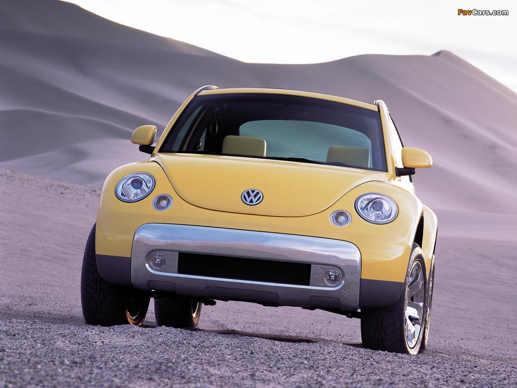 Volkswagen New Beetle Dune Concept 2000 wallpapers (1024 x 768)