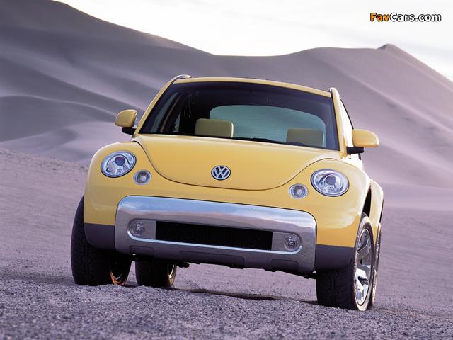 Volkswagen New Beetle Dune Concept 2000 wallpapers (640 x 480)
