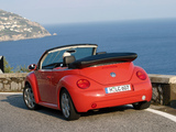 Volkswagen New Beetle Cabrio 2000–05 wallpapers
