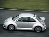 Volkswagen New Beetle RSi 2001–03 wallpapers