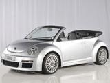 Volkswagen New Beetle RSi Cabrio 2003 photos
