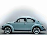 Volkswagen Beetle Ultima Edition (Type 1) 2003 wallpapers
