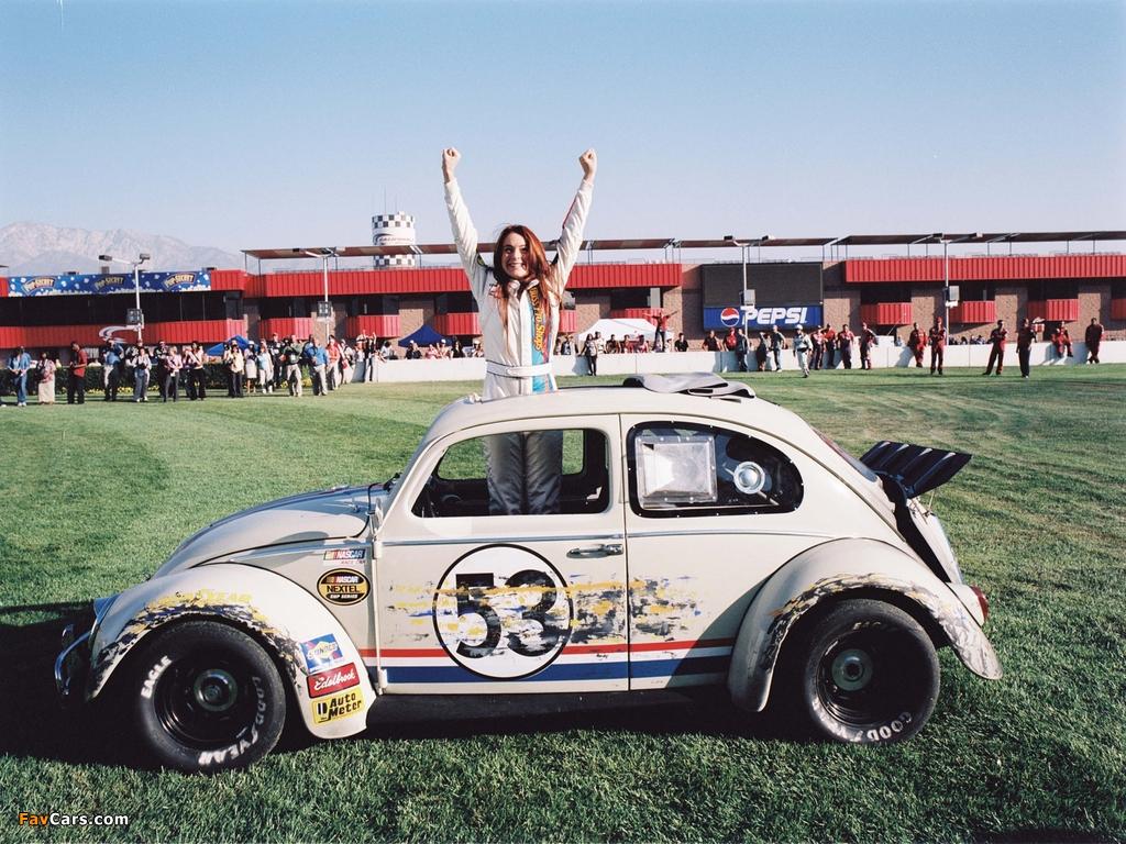 Volkswagen Beetle Herbie 2005 photos (1024 x 768)
