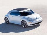 Volkswagen New Beetle Ragster Concept 2005 pictures