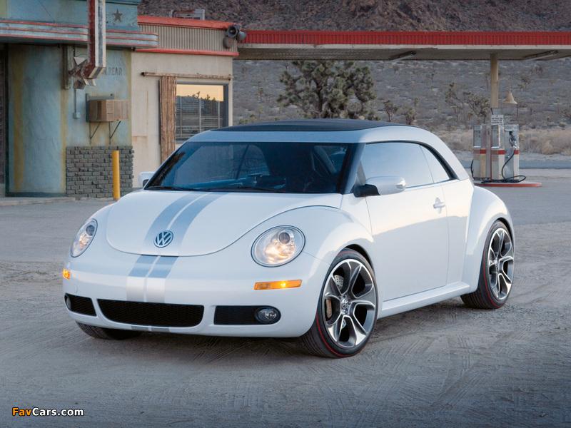 Volkswagen New Beetle Ragster Concept 2005 pictures (800 x 600)