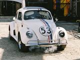 Volkswagen Beetle Herbie 2005 wallpapers
