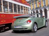 Volkswagen New Beetle Cabrio 2006–10 images